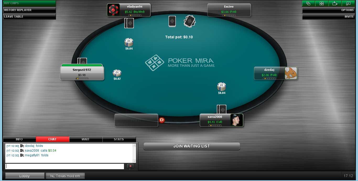 Poker mira no deposit bonus code
