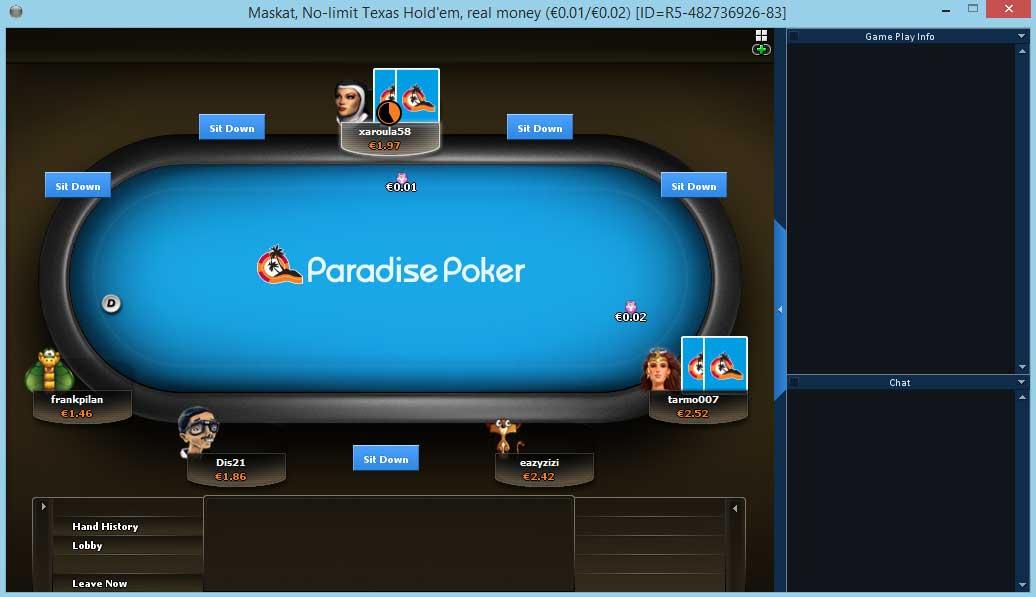 Sportingbet poker paradise desert palms poker chips