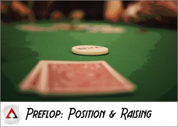 New Player Guide: Pre-Flop Basics I: Position & Raising